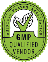 Super Speciosa American Kratom Association GMP Qualified Vendor Icon