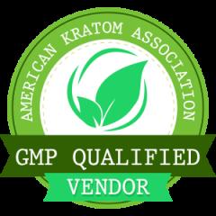 American Kratom Association GMP Qualified Vendor